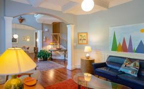 Living Room LED light