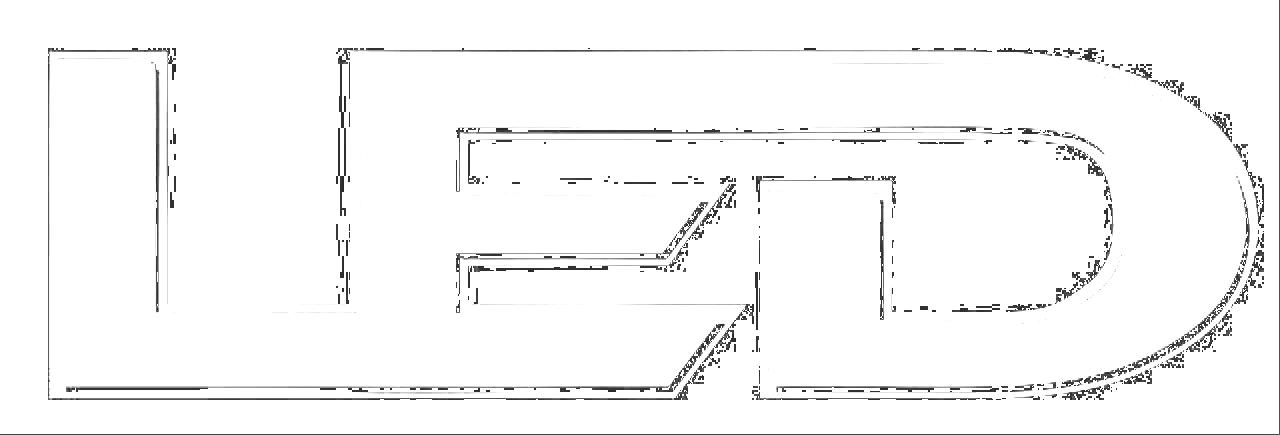 Small LED Logo