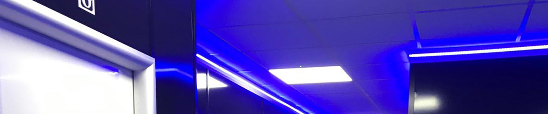 Sunbed LED